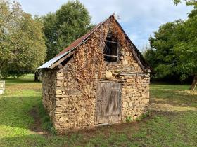 Image No.4-Maison de 2 chambres à vendre à Sarrazac