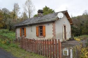 Image No.1-Maison de campagne de 3 chambres à vendre à Vignols