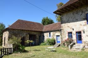 Image No.4-Maison de campagne de 7 chambres à vendre à Arnac-Pompadour