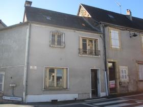 Image No.0-Maison de village de 3 chambres à vendre à Payzac