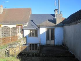 Image No.1-Maison de village de 3 chambres à vendre à Payzac