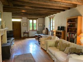 Image No.1-Maison de campagne de 4 chambres à vendre à Lanouaille