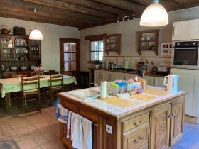Image No.3-Maison de campagne de 4 chambres à vendre à Lanouaille