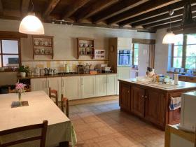 Image No.4-Maison de campagne de 4 chambres à vendre à Lanouaille