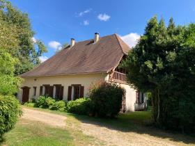 Image No.13-Maison de campagne de 4 chambres à vendre à Lanouaille