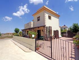 Image No.2-Maison / Villa de 3 chambres à vendre à Liopetri