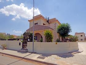 Image No.1-Maison / Villa de 3 chambres à vendre à Liopetri