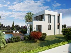 Image No.1-Villa / Détaché de 3 chambres à vendre à Ayia Thekla