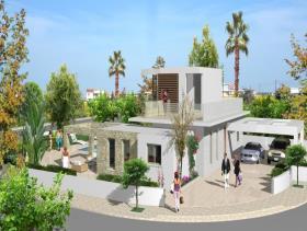 Image No.2-Maison / Villa de 4 chambres à vendre à Ayia Thekla
