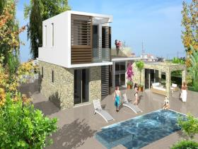 Image No.3-Maison / Villa de 4 chambres à vendre à Ayia Thekla