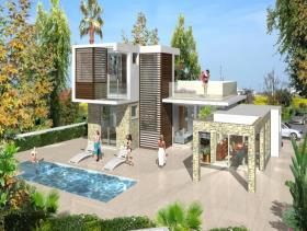 Image No.4-Maison / Villa de 4 chambres à vendre à Ayia Thekla