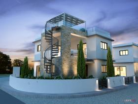 Image No.11-Villa / Détaché de 3 chambres à vendre à Kapparis
