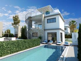 Image No.19-Villa / Détaché de 3 chambres à vendre à Kapparis