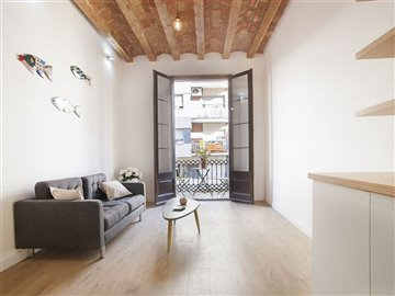 1 - Barcelona, Appartement