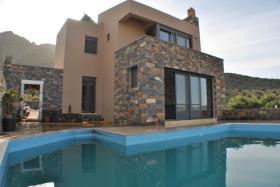 Image No.1-Maison / Villa de 4 chambres à vendre à Elounda