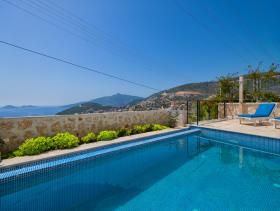 Image No.1-Villa de 5 chambres à vendre à Kalkan
