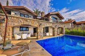 Image No.7-Villa de 4 chambres à vendre à Kalkan