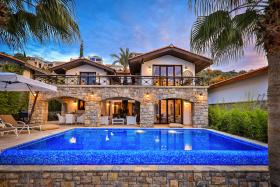 Image No.6-Villa de 4 chambres à vendre à Kalkan