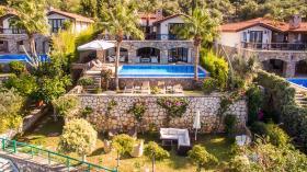 Image No.2-Villa de 4 chambres à vendre à Kalkan