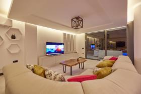 Image No.9-Villa / Détaché de 5 chambres à vendre à Kalkan