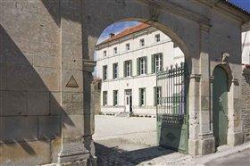 Courbillac, House