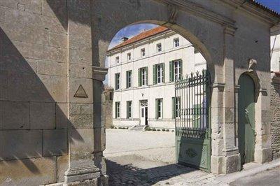 1 - Courbillac, House