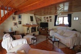 Image No.1-Maison de campagne de 7 chambres à vendre à Fontaine-Chalendray