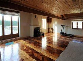 Image No.4-Maison de campagne de 7 chambres à vendre à Fontaine-Chalendray