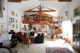 Image No.1-Maison de campagne de 6 chambres à vendre à Graves-Saint-Amant
