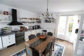 Image No.1-Maison de campagne de 4 chambres à vendre à Sainte-Soline