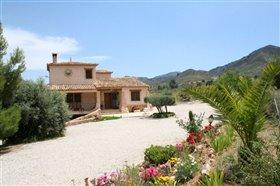 Image No.1-Villa de 6 chambres à vendre à Lorca