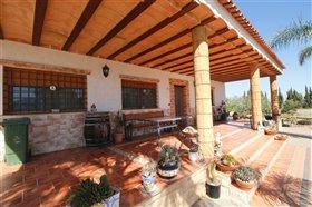 Image No.2-Maison de campagne de 5 chambres à vendre à Lorca