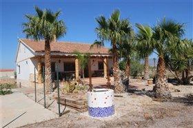 Image No.4-Maison de campagne de 5 chambres à vendre à Lorca