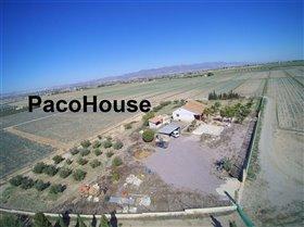 Image No.5-Maison de campagne de 5 chambres à vendre à Lorca
