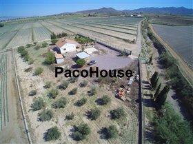 Image No.7-Maison de campagne de 5 chambres à vendre à Lorca