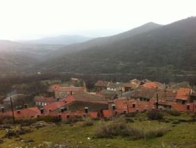 Montejo de la Sierra, Townhouse