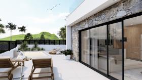 Image No.1-Maison / Villa de 3 chambres à vendre à Águilas