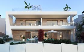 Image No.2-Bungalow de 2 chambres à vendre à Finestrat
