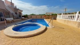 Image No.2-Villa de 3 chambres à vendre à Algorfa