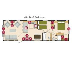 Image No.14-2 Bed Mobile Home for sale