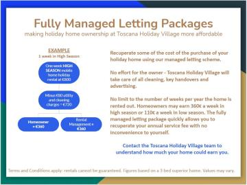 Letting-packages