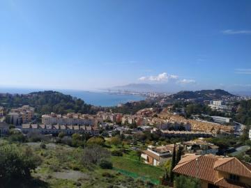 Bay-of-Malaga-from-the-heights-of-Cerrado-de-Calderon-Costa-del-Sol-1