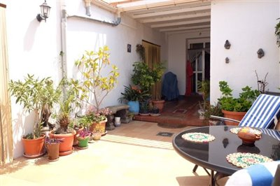 Excellent Townhouse In Rugat Near Gandia