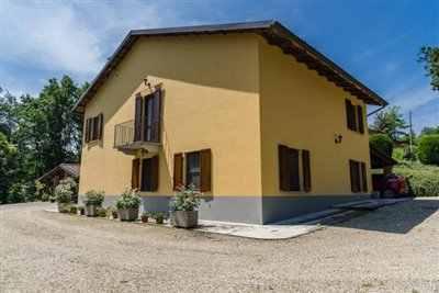 1 - Mombercelli, Country Property