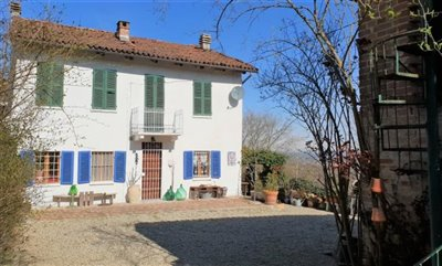 1 - Mombercelli, Country House