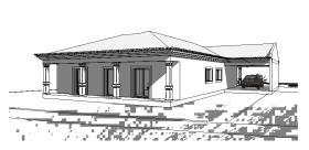 Monte Redondo, House