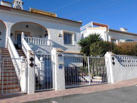 Image No.0-Maison de ville de 3 chambres à vendre à Ciudad Quesada
