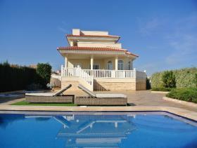 Image No.0-Villa de 3 chambres à vendre à Ciudad Quesada