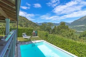 Image No.1-Villa / Détaché de 3 chambres à vendre à Croce