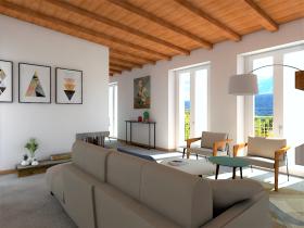 Image No.0-Appartement de 1 chambre à vendre à Pianello Del Lario
